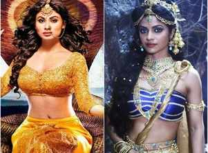 A look at the hottest Naagins of TV