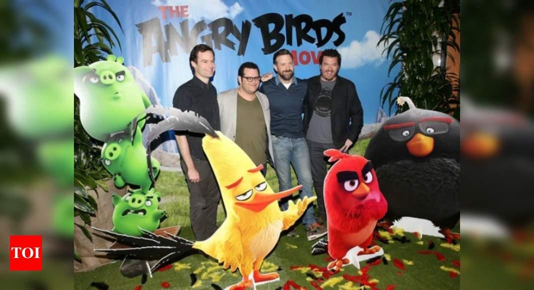 Jason Sudeikis Josh Gad To Return For Angry Birds Movie 2