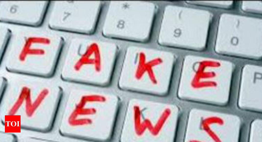 Flooded with fake news? It's time to worry about 'deepfake' videos - Times of India