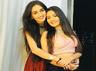 Kreetika Sharma and sister Tanya Sharma