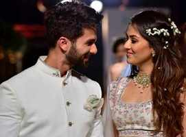 Shahid on announcing Mira's pregnancy