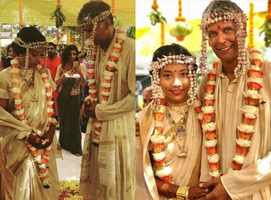 Milind Soman and Ankita Konwar get hitched!