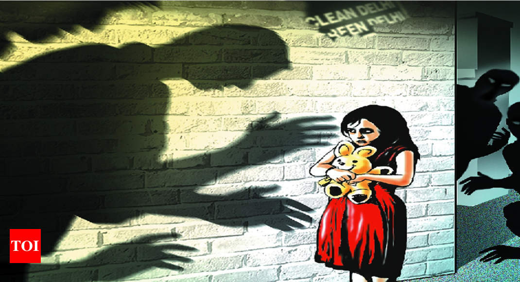 Six-year-old raped, strangled, left to die in Odisha school - Times of India