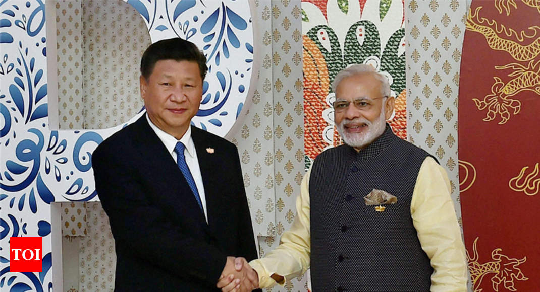 China reassures Pakistan on ties ahead of Xi Jinping's meeting with PM Narendra Modi - Times of India