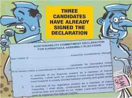 Activists give green push to Karnataka elections
