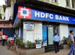 HDFC Bank shares slip over 1 percent post Q4 earnings