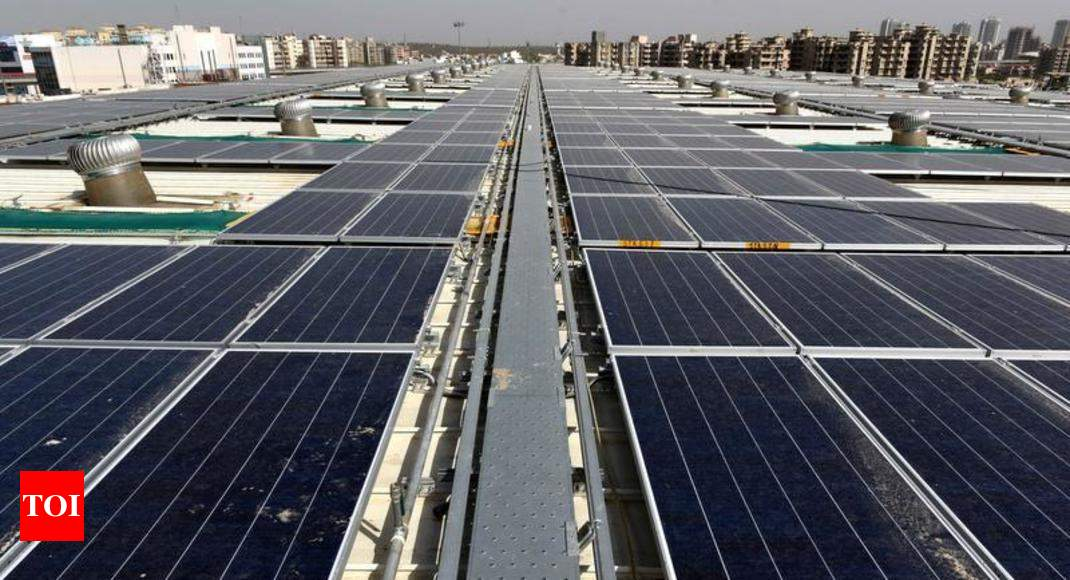 Rapid Sets Up Solar Plant At Gurugram Sector 54 Depot To