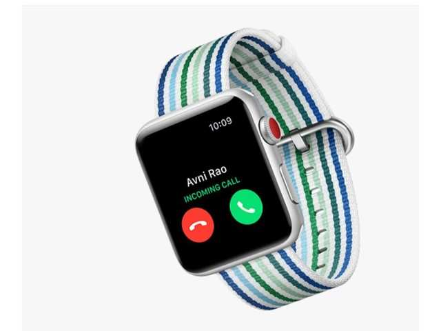 Apple launched Apple Watch Series 3 Cellular in September last year along with iPhone 8, iPhone 8 Plus and iPhone X smartphones. The Series 3 boasts of several new feature, biggest of these being the ability to make phone calls.