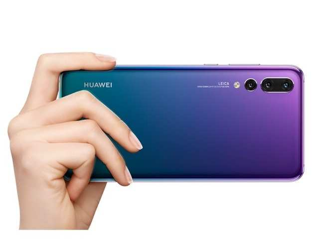 Huawei launches P20 Pro: world's first triple camera phone at Rs 64,999; P20 Lite launched at Rs 19,999