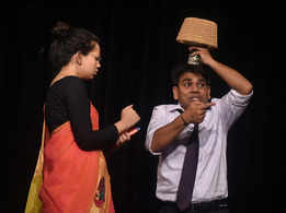 Comedy of errors comes to Noida
