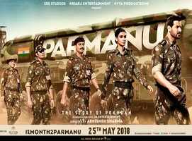 'Parmanu': New poster and release date