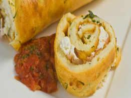 Vegetable Souffle Rolls
