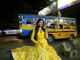 Urvashi Rautela is very fond of Kolkata audience
