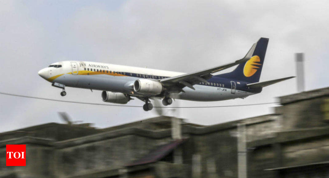 Jet Airways Announces Scheme For Passengers To Bid For Upgrade