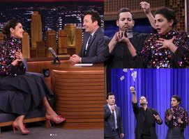 Priyanka heads to Jimmy Fallon's show