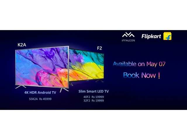 TCL launches iFFALCON Smart TV: TCL launches new range of iFFALCON