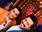 Riteish Deshmukh, Balraj Sayal and Mubeen Saudagar