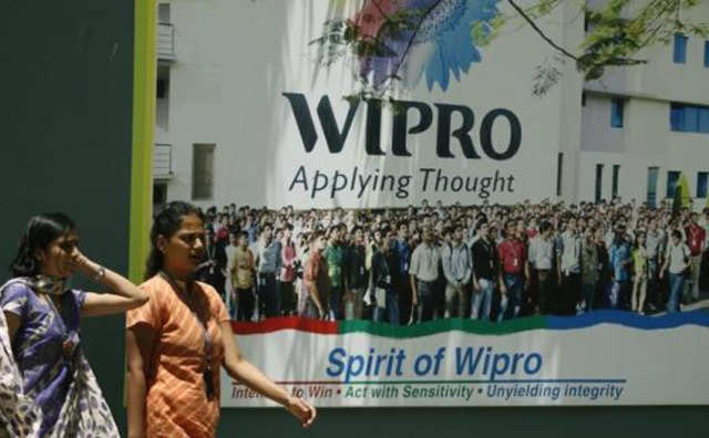 Wipro is now behind HCL in market cap