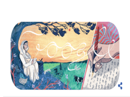 Google celebrates Jnanpith awardee Mahadevi Varma