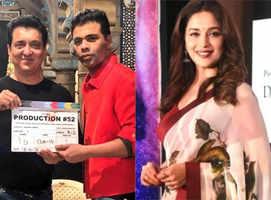 Madhuri Dixit begins shooting for 'Kalank'