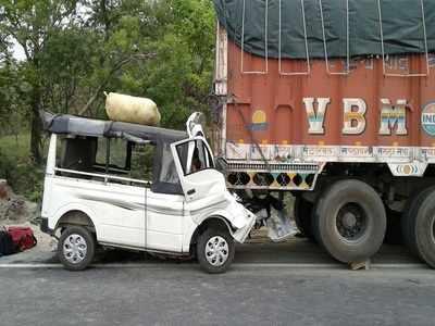 Lucknow-Delhi: 13 die on Lucknow-Delhi highway in an accident