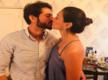 Hiten Tejwani and Gauri Pradhan steal a kiss on their 14th marriage anniversary