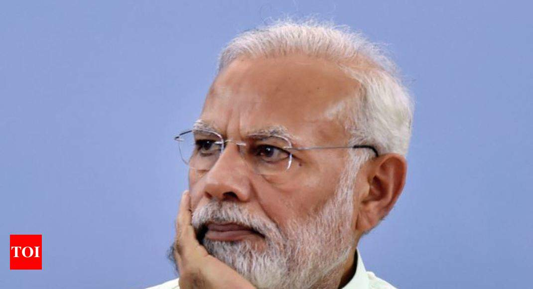 PM Modi asks students to take up his govt\'s summer internship for ...