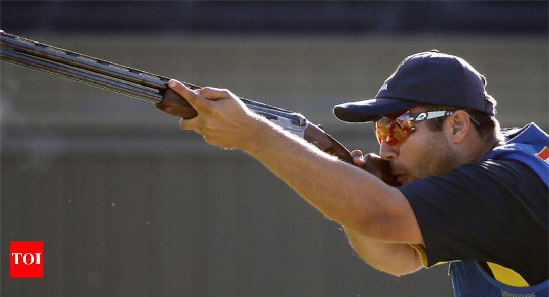 Skeet Shooters Fail As India Finish 12th In Changwon World Cup