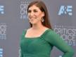 Mayim Bialik felt 'mopey' trying on wedding dresses on 'The Big Bang Theory'