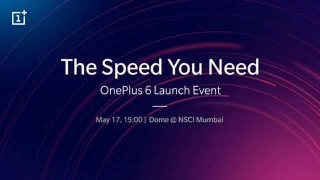 The company confirmed the launch date of the India event to be held on May 17 at 3PM in Mumbai.