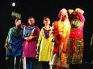 Play Ghumayee staged in Banaras