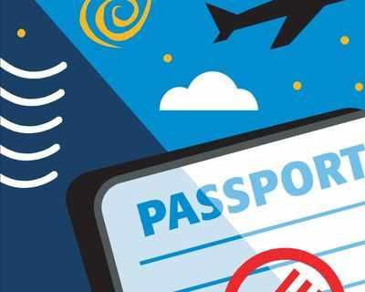 Passport verification can happen in 2 days, cops to visit