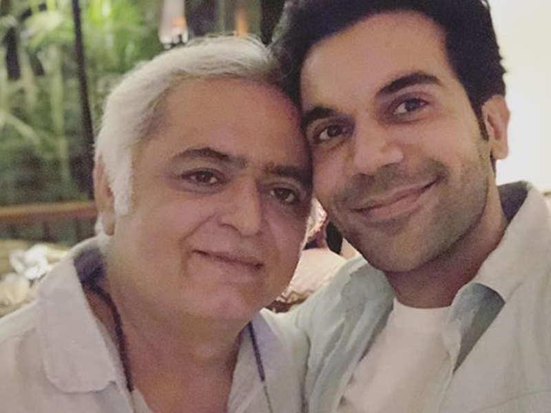 swagat hain: Rajkummar Rao and Hansal Mehta to work together once again in  'Swagat Hain'   Hindi Movie News - Times of India