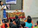 Informative session on menstrual cups held at Siddheshwar Sabhagruh