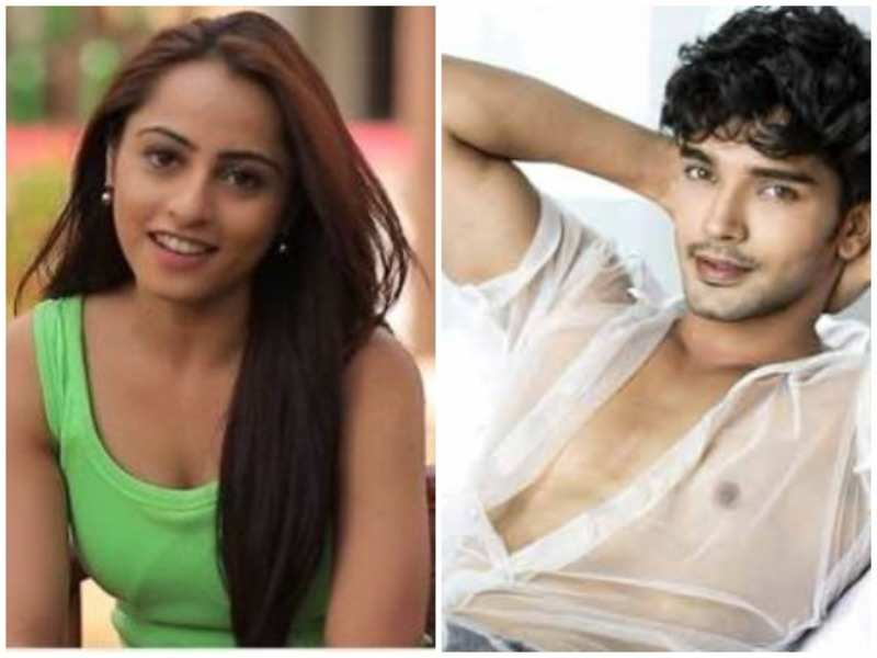 Niyati Fatnani and Harsh Rajput