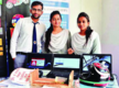 College students invent device to check vehicular pollution