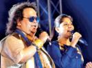 Music enthusiasts enjoy Bappi Lahiri's live performance