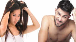 How to get rid of an itchy scalp?