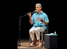 Poetry and ghazals took place as a part of theatre festival