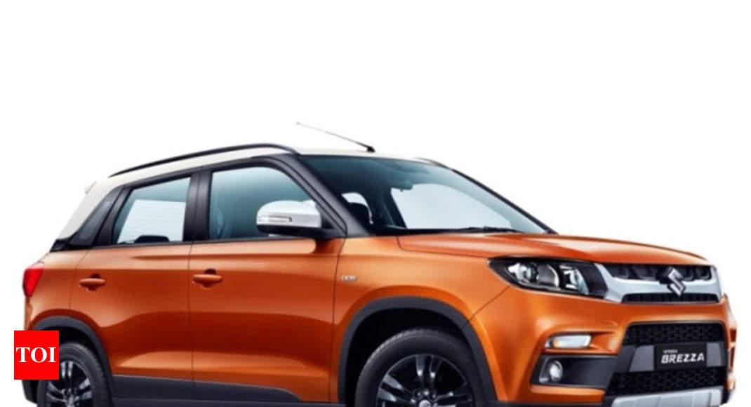 Maruti Vitara Brezza Price Maruti Suzuki Vitara Brezza Amt Launched