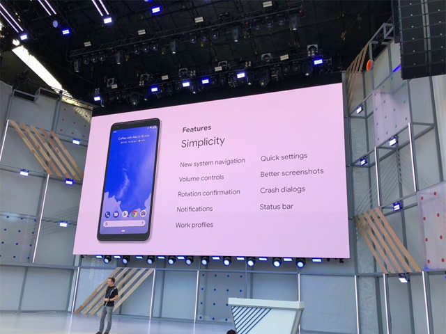 As part of the Android P update, users get features like Adaptive Battery, Adaptive Brightness, App Actions, Slices and much more onboard.