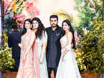 Sonam Kapoor & Anand Ahuja's wedding reception pictures