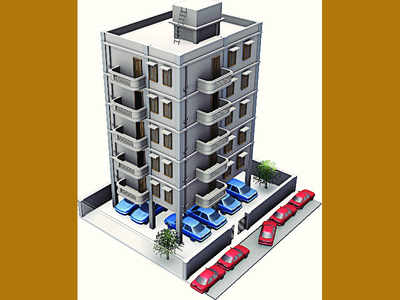 Rise In Floor Area Ratio On Cards For Buildings Close To Transport