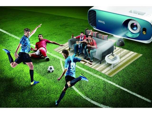 Image result for BenQ launches Home Entertainment DLP Projector