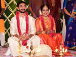Sreejith Vijay's wedding photos