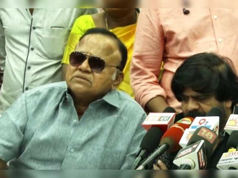 Tamil films piracy row: Radha Ravi lashes out at Vishal