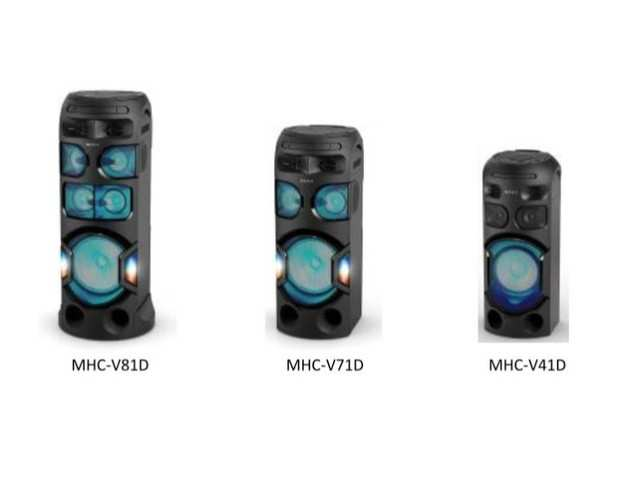 Whats New in Sonys Recently Launched Audio...-English--United States