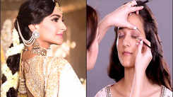 How to get Sonam Kapoor's pre-wedding look