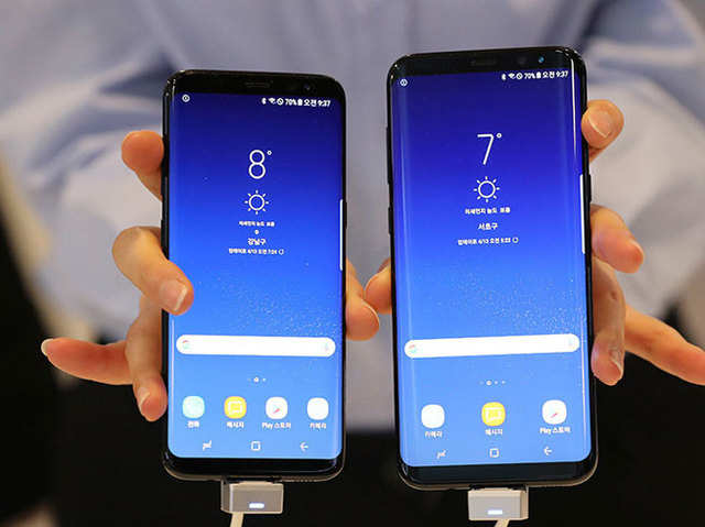 Image result for Samsung Galaxy S8, S8+ gets cheaper, starts for as low as Rs 37,990 on Flipkart