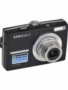 Samsung L200 Point & Shoot Camera